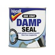 Polycell  Polycell Damp Seal Tin 1 Litre