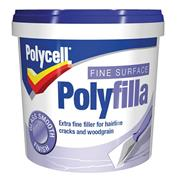 Polycell  Polycell Fine Surface Filler Tub 500 g