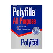 Polycell 5084998 Polycell Trade All Purpose Polyfilla Powder 2Kg
