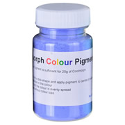 Polymorph PMC50BLU Polymorph Mouldable Plastic Colouring - Blue