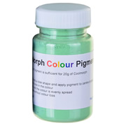 Polymorph PMC50G Mouldable Plastic Colouring - Green