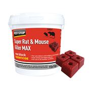 Pest-Stop  Super Rat & Mouse Killer Max Wax Blocks