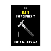 ITS  Father's Day Card: You've Nailed It
