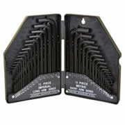 ITS PROHKSET30 30 Piece Hex Key Set