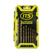 ITS PROHSSSET18 18 Piece HSS Twist Drill Bit Set