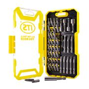 ITS PROSBITSET45 ITS 45 Piece Screwdriver Bit and Nut Driver Set