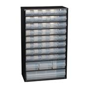Raaco  Raaco C11-44 Cabinet - Steel Storage  44 Drawer Cabinet