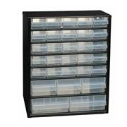 Raaco  Raaco C8-30 Cabinet - Steel Storage  30 Drawer Cabinet