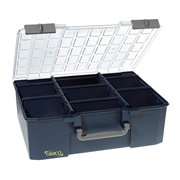 Raaco 136341 Raaco 136341 CarryLite 150-9 Service Case - 8 Dividers