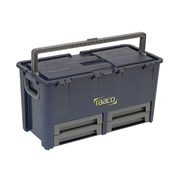Raaco 136624 Compact 62 Professional Engineers Heavy Duty Toolbox