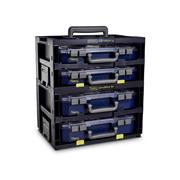 Raaco  Raaco CarryMore 80x2 Storage and transport system