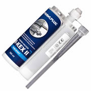 Rawlplug KEX-11-385 Rawlplug R-KEX-11 Pure Epoxy Resin 380ml
