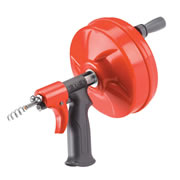 Ridgid 41408 Ridgid Power Spin Drain Cleaner With Autofeed