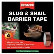 Rentokil  Slug & Snail Barrier Tape 4Mtr
