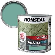 Ronseal  Ronseal Ultimate Protection Decking Stain 2.5L Sage