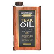 Ronseal  Ronseal Colron Refined Teak Oil - 500ml