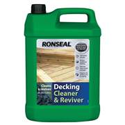 Ronseal  Ronseal Decking Cleaner & Reviver 5 Litre