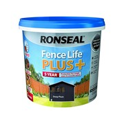 Ronseal  Ronseal Fence Life Plus+ Plum 5 litre