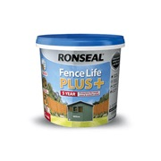 Ronseal  Fence Life Plus+ Willow 5 litre