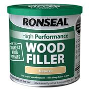 Ronseal HPWFN550G Ronseal High Performance Wood Filler Natural 550g