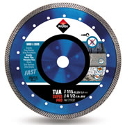 Rubi 31932 Rubi TVA-115 Superpro 115mm Diamond Blade