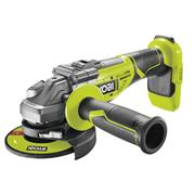 Ryobi R18AG7-0 18v ONE+ Brushless 125mm Angle Grinder - Body