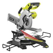 Ryobi R18MS216-0 18v ONE+ 216mm Compound Sliding Mitre Saw - Body