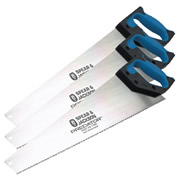 "Spear & Jackson B98FF Predator First Fix 550mm/22"" Handsaw - Pack of 3"
