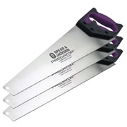 "Spear & Jackson B98LAMINATE Predator Laminate 500mm/20"" Handsaw - Pack of 3"