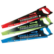 Spear & Jackson PSP Predator First/Second Fix Handsaw Triple Pack