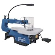 Scheppach DECO-XL Deco-Xl Vari-Speed Scroll Saw With Foot Switch & LED Lamp