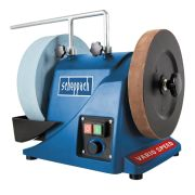 Scheppach TIGER 3000 Variable Speed Wet Stone Sharpening System