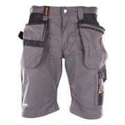 Scruffs T528 Trade Shorts - Grey