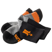 Scruffs T53548 Trade Socks Pack of 3 - Sizes 10-13