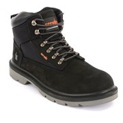 Scruffs TWISTER Scruffs Twister Safety Boot - Black