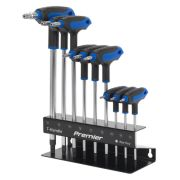 Sealey AK7196 TRX-Star Key 9 Piece T-Handle Set