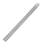 Sealey AK9641 Steel Rule 300mm/12""