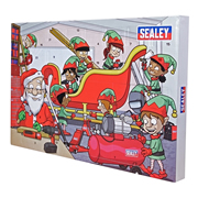 Sealey AVC001 Sealey Christmas Advent Calendar