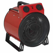 Sealey EH2001 Sealey 240v Industrial Fan heater 2kW