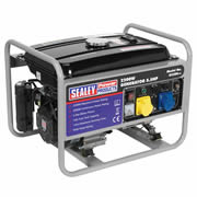 Sealey G2300 Sealey G2300 Generator 2200W 5.5HP - 240v
