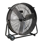 "Sealey HVD30-110 Sealey 30"" High Velocity Drum Fan 110v"