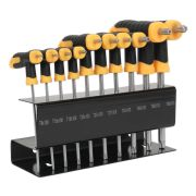 Sealey S01151 Sealey TRX-Star Key T-Handle 10 Piece Set
