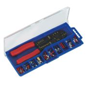 Sealey S0536 Crimping Tool Set