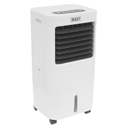 Sealey SAC13 Air Cooler/Purifier/Humidifier with Remote Control 240v