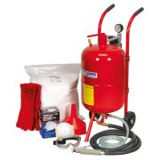 Sealey SBKIT Shot & Soda Blasting Kit