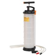Sealey TP69 Vacuum Oil & Fluid Extractor Manual 6.5 Litre