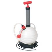 Sealey TP696 Vacuum Oil & Fluid Extractor Manual 5.5 Litre
