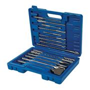 Silverline 196570 SDS Plus Masonry Drill & Steel Set 15 Piece