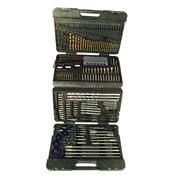 Silverline 868762 Assorted Drill Bit Set 204 Piece