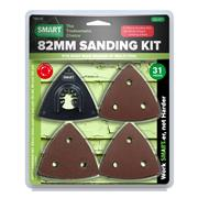 Smart SS-KIT Smart Trade Triangular 31 Piece Sanding Kit